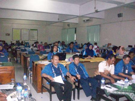 Workshop pendampingan implementasi kurikulum 2013
